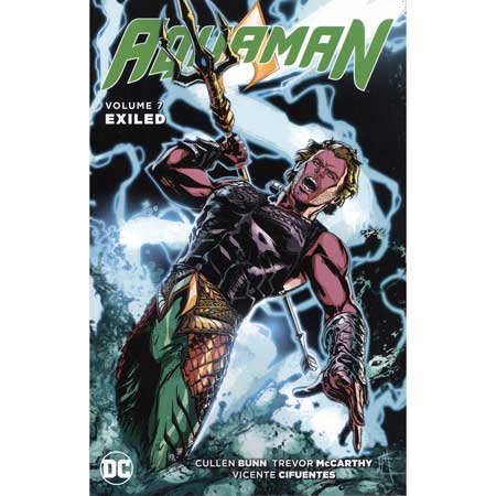 Aquaman Vol 7 Exiled