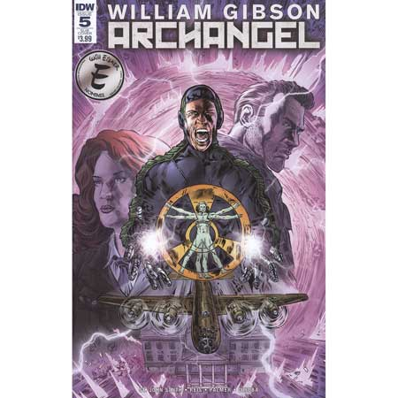 Archangel #5 Subscription Variant B