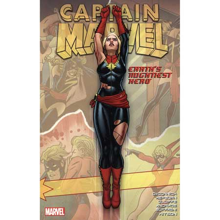 Captain Marvel Vol 2 Earths Mightiest Hero