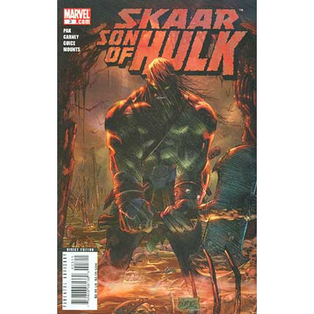Skaar Son Of Hulk #3