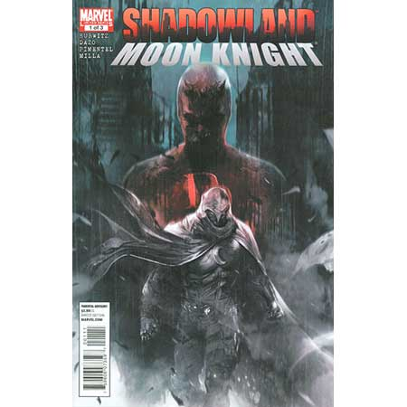 Shadowland Moon Knight #1
