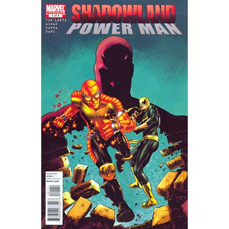 Shadowland Power Man #1