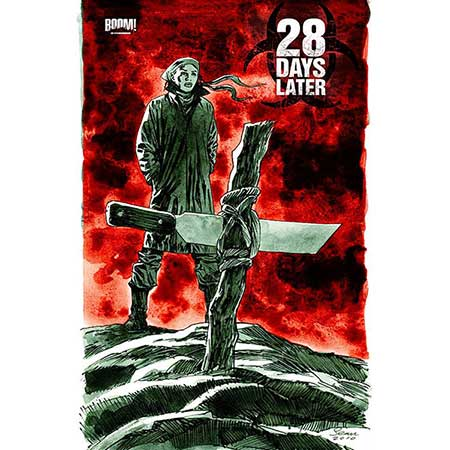 28 Days Later Vol 5 Ghost Town