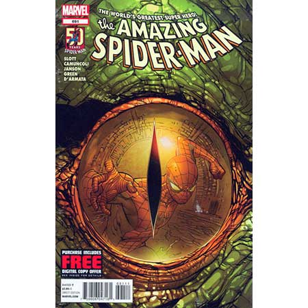 Amazing Spider-Man #691