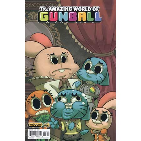 Amazing World Of Gumball #3