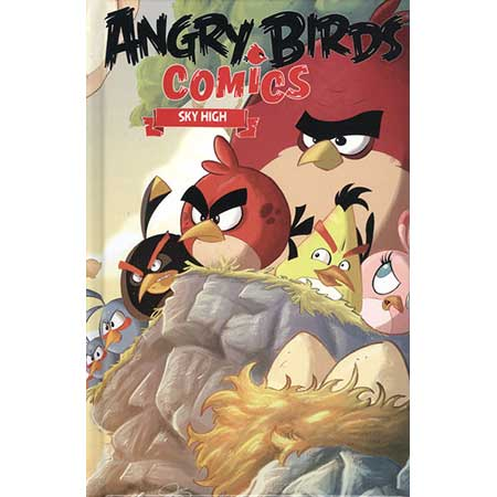 Angry Birds Comics Vol 3 Sky High