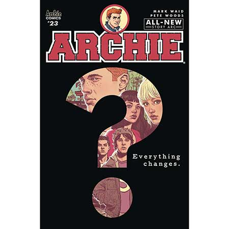 Archie #23 Cover B Greg Smallwood