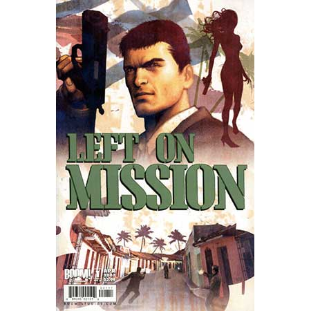 Left On Mission #1