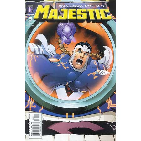 Majestic Vol 2 #03