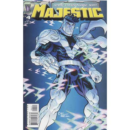 Majestic Vol 2 #04