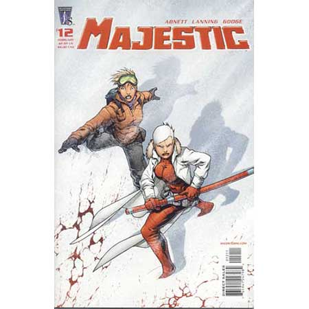 Majestic Vol 2 #12