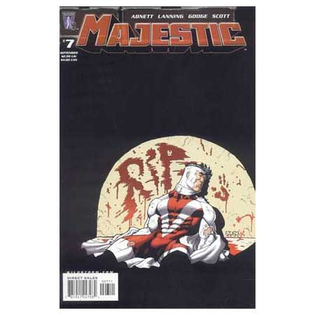Majestic Vol 2 #07