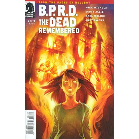 B.P.R.D. Dead Remembered #2