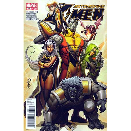 Astonishing X-Men #38