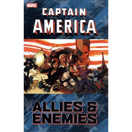 Captain America Allies And Enemies