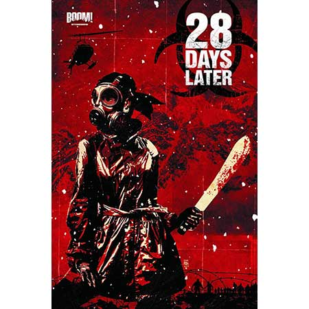 28 Days Later Vol 4 Gangwar