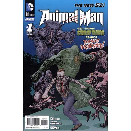 Animal Man Annual #1
