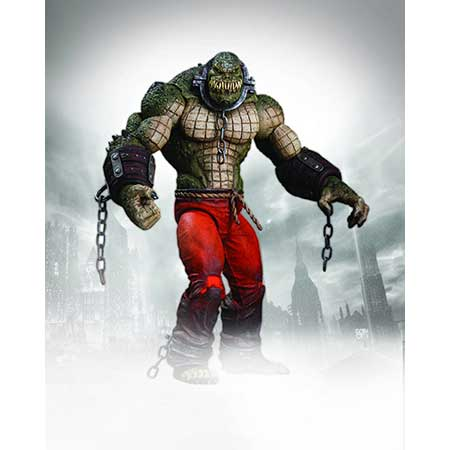 Arkham City Killer Croc Deluxe Action Figure