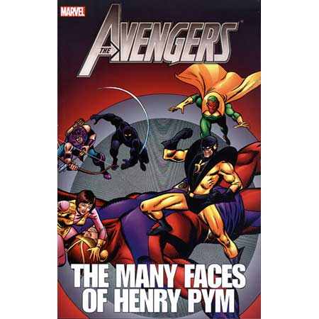 Avengers Many Faces Of Henry Pym