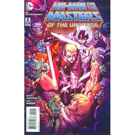 He Man And The Masters Of The Universe #2