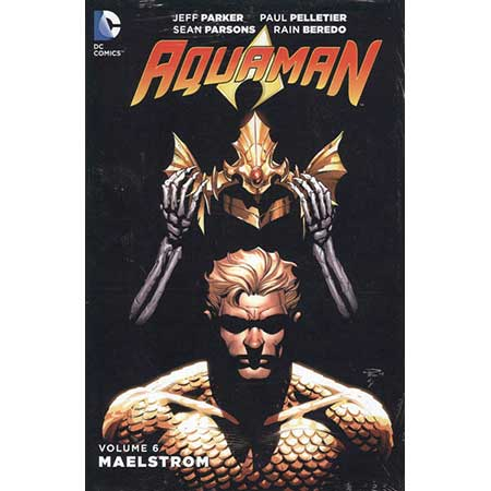 Aquaman Vol 6 Maelstrom