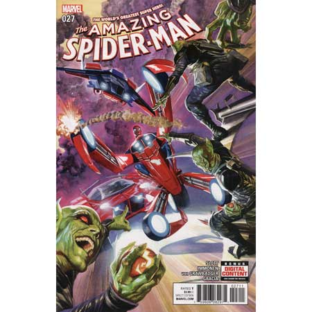 Amazing Spider-Man #27