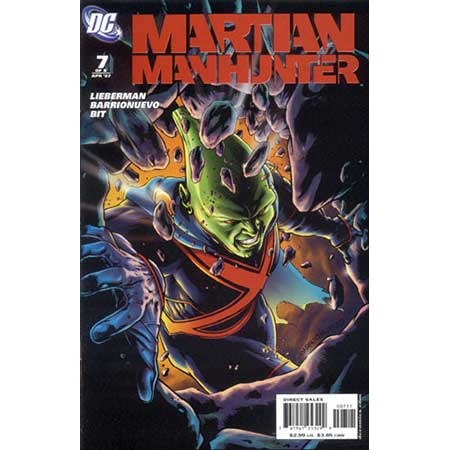 Martian Manhunter #07