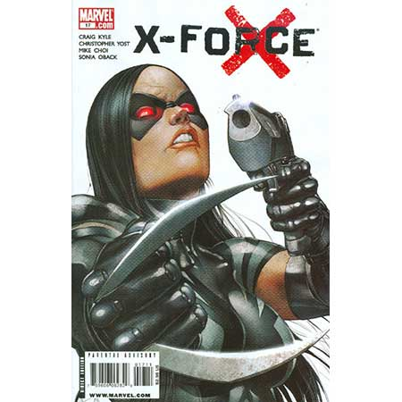 X-Force Vol 3 #17