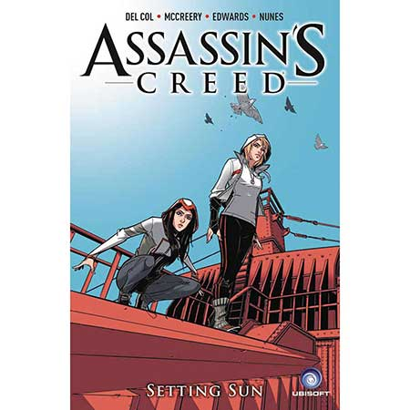 Assassins Creed Vol 2 Setting Sun