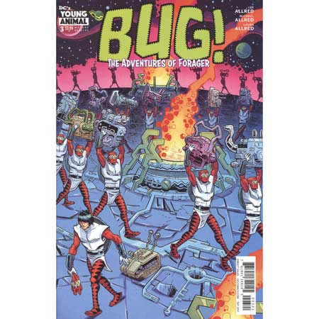 Bug The Adventures Of Forager #3 Variant