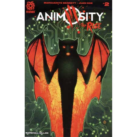 Animosity The Rise #2