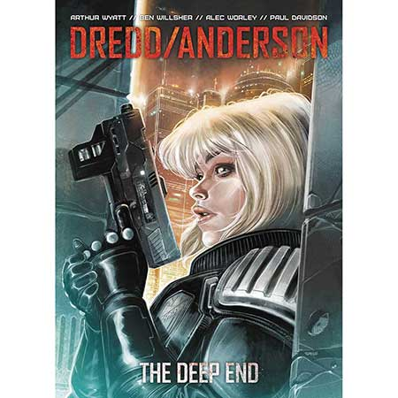 Dredd Anderson The Deep End