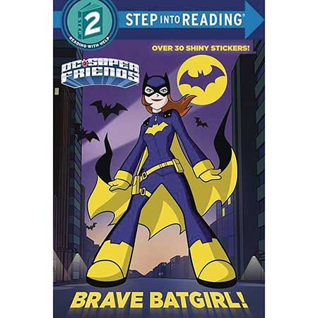 DC Super Friends Brave Batgirl