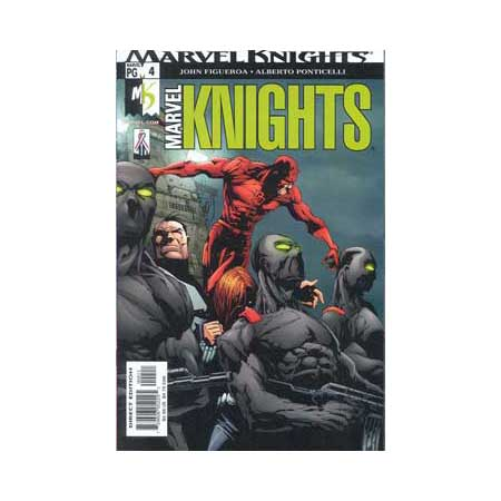 Marvel Knights #04