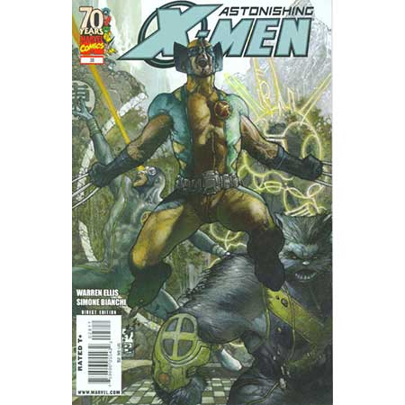 Astonishing X-Men #28