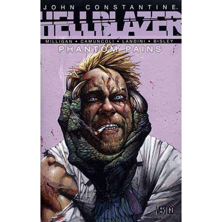Hellblazer Phantom Pains