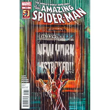 Amazing Spider-Man #678