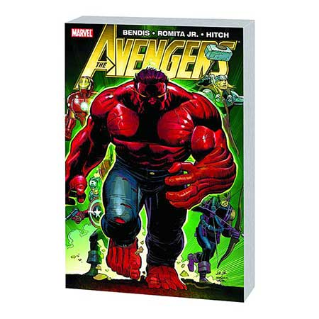 Avengers By Brian Michael Bendis Vol 2
