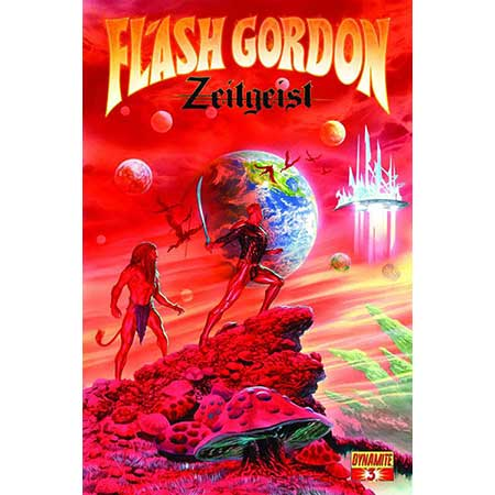 Flash Gordon Zeitgeist #3
