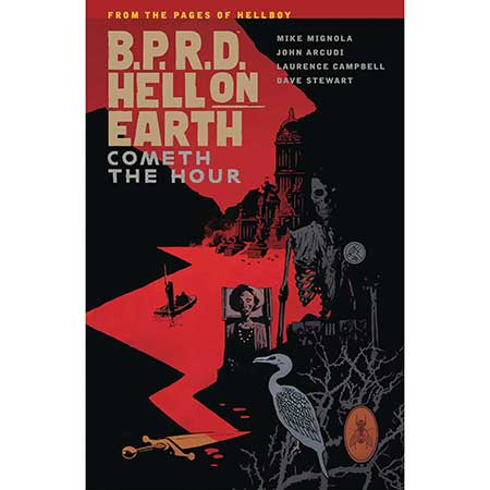 B.P.R.D. Hell On Earth Vol 15 Cometh The Hour