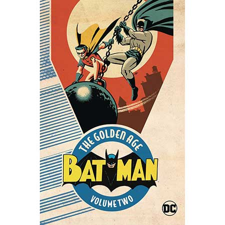 Batman The Golden Age Vol 2