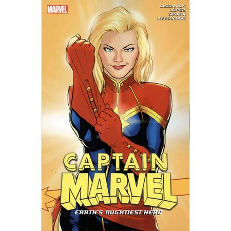 Captain Marvel Vol 3 Earths Mightiest Hero