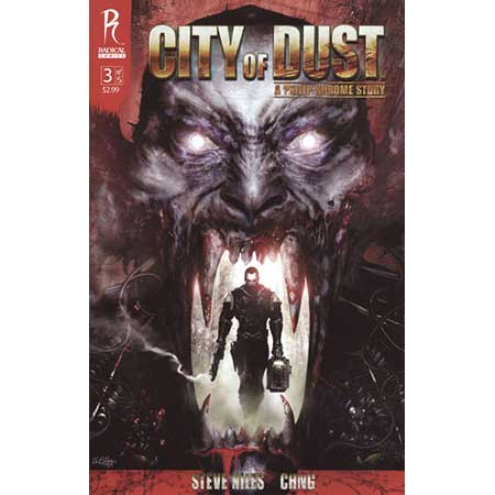 City Of Dust #3