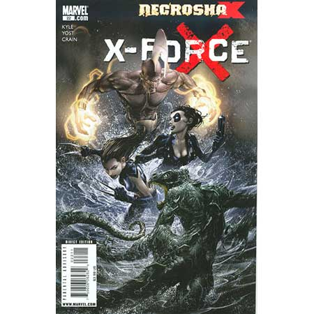 X-Force Vol 3 #22
