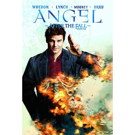 Angel After The Fall Vol 4