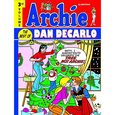 Archie Best Of Dan Decarlo Vol 3