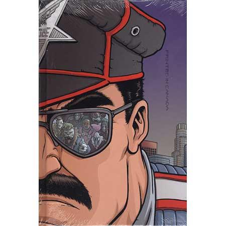 Officer Downe Bigger Better Bastard Ed
