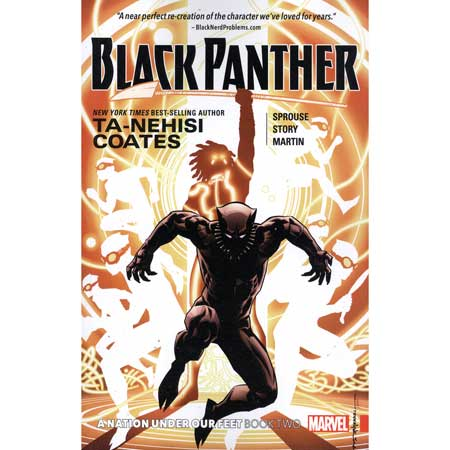 Black Panther Book 2 Nation Under Our Feet