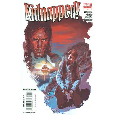 Marvel Illustrated Kidnapped #1