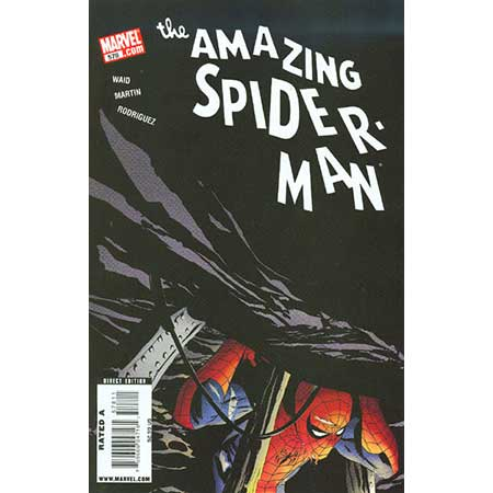 Amazing Spider-Man #578